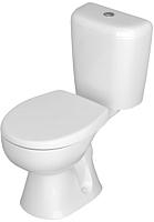 Унитаз напольный Керамин Гранд Premium (с жестким сиденьем и микролифтом) -