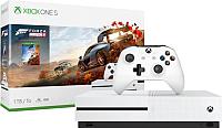 Игровая приставка Microsoft Xbox One S 1Tb + Forza Horizon 4 / 234-00562 -