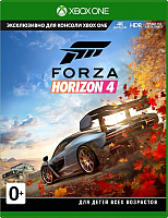 Игра для игровой консоли Microsoft Xbox One Forza Horizon 4 / GFP-00020 -