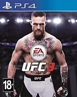 Игра для игровой консоли Sony PlayStation 4 UFC 3 -