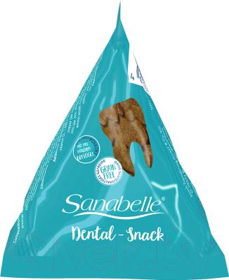 Лакомство для кошек Bosch Petfood Sanabelle Dental Snack (20г)
