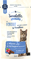 Лакомство для кошек Bosch Petfood Sanabelle Trout & Cranberry (55г) -