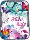 Санки-ледянка Ника ЛПР4054 (бабочки) -