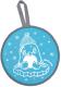 Санки-ледянка Ника ЛР40 Пингвин (голубой) -