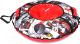 Тюбинг-ватрушка Ника ТБ2К-70 (экстрим красный) -