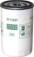 Масляный фильтр Mann-Filter W719/27 -