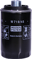 Масляный фильтр Mann-Filter W719/45 -