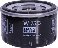 Масляный фильтр Mann-Filter W75/3 -