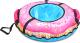 Тюбинг-ватрушка Ника ТБ3К-70 780мм (пончик) -