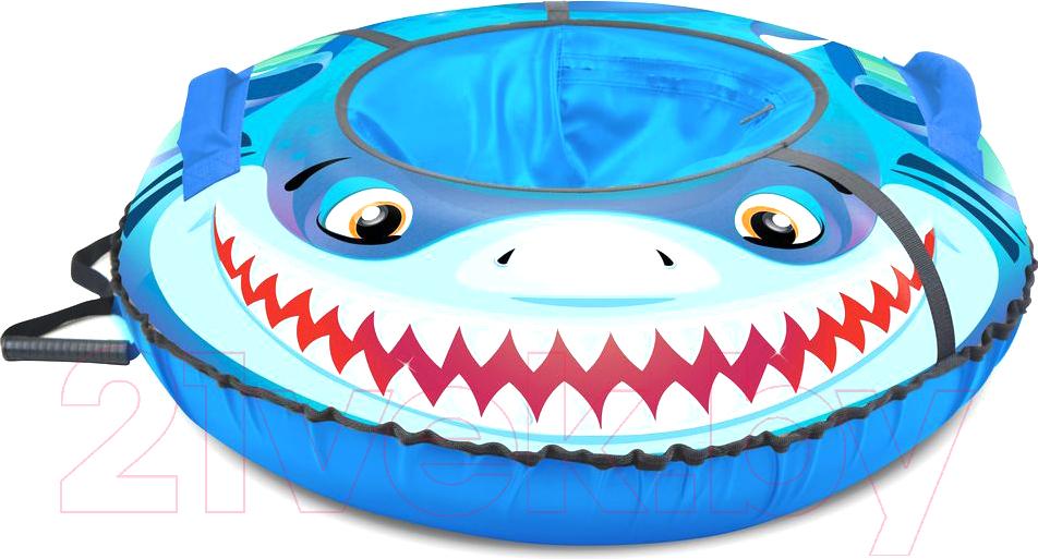 Купить Тюбинг-ватрушка Ника, ТБ3К-70 780мм (акула), Россия, ПВХ