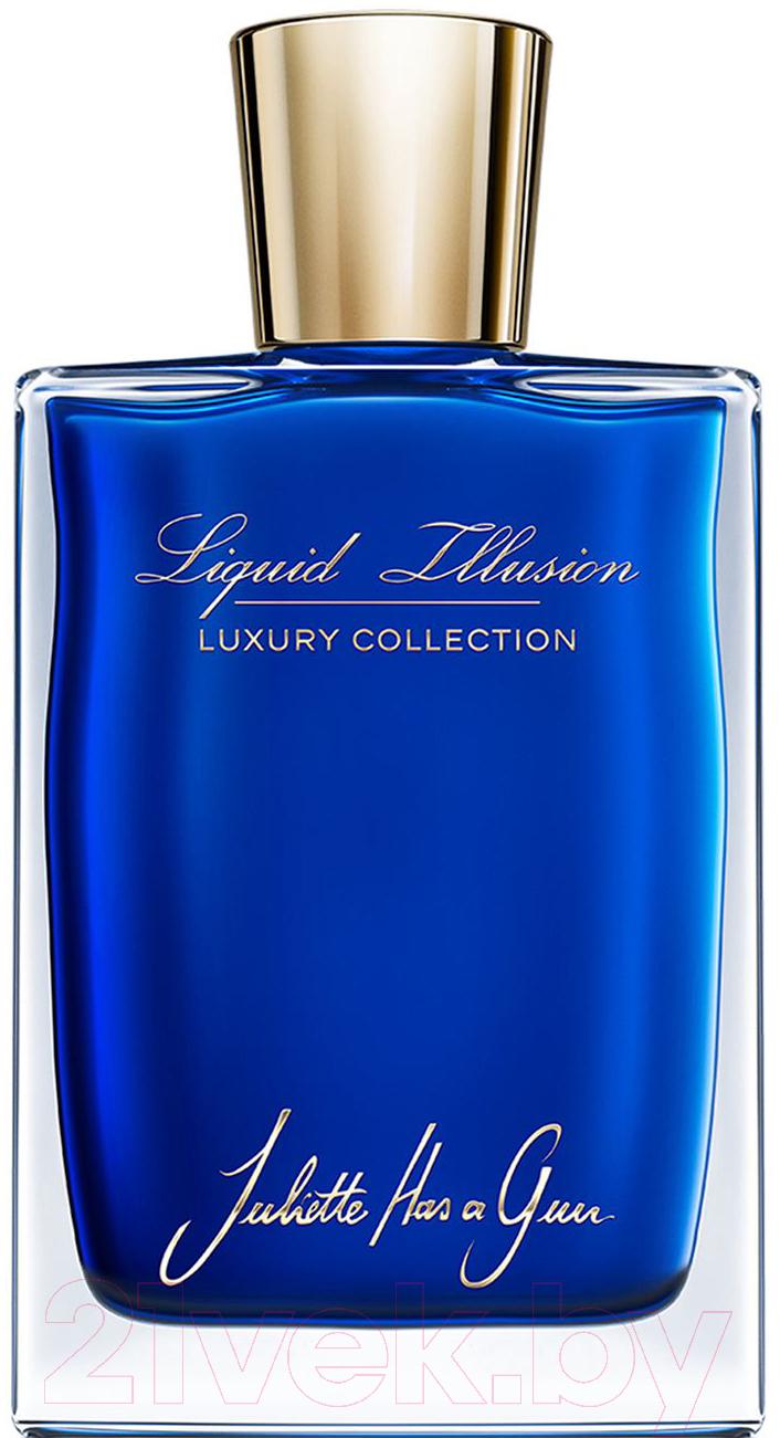 Купить Парфюмерная вода Juliette Has A Gun, Luxury Collection Liquid Illusion (75мл), Франция, Luxury Collection (Juliette Has A Gun)