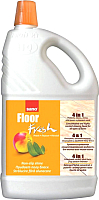 Чистящее средство для пола Sano Floor Fresh Non Slip Shine Peach (2л) -