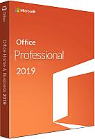 Пакет офисных программ Microsoft Office Pro 2019 (269-17064) -