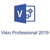 ПО графическое Microsoft Visio Pro 2019 Windows (D87-07425) -