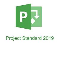 ПО для управления проектами Microsoft Project Standard 2019 Windows (076-05785) -
