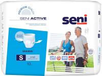 Трусы впитывающие для взрослых Seni Active Small (10шт) -
