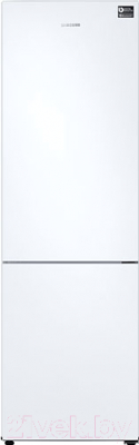 Холодильник с морозильником Samsung RB34N5000WW/WT