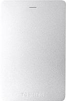 Внешний жесткий диск Toshiba Canvio Alu 1TB HDTH310ES3AB -