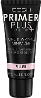 Основа под макияж GOSH Copenhagen Primer Plus+ Pore & Wrinkle Minimizer 006 -