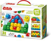 Развивающая игрушка Десятое королевство Мозаика Baby Toys / 02521 -