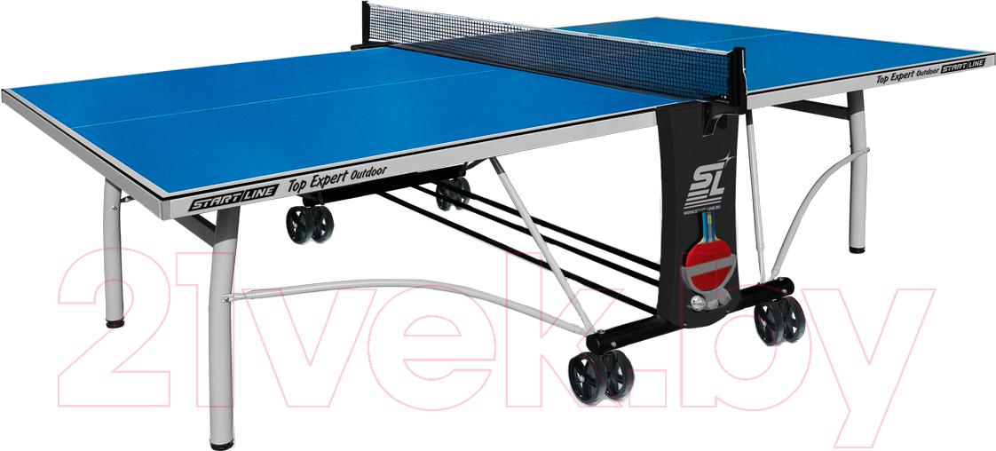 Купить Теннисный стол Start Line, Top Expert Outdoor / 6047 (с сеткой), Россия
