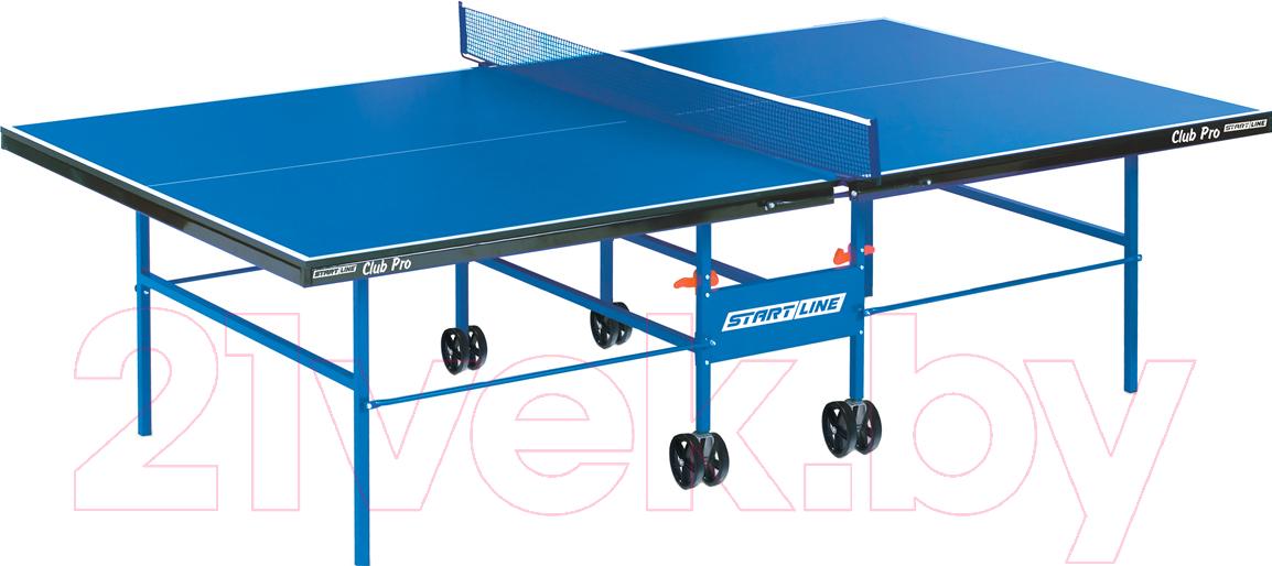 Купить Теннисный стол Start Line, Club Pro / 60-640-1 (с сеткой), Россия