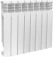 Радиатор биметаллический STI Thermo BM 500 (8 секций) -