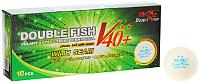 Мячи для настольного тенниса Double Fish Two star 2 Volant V211F (10шт) -