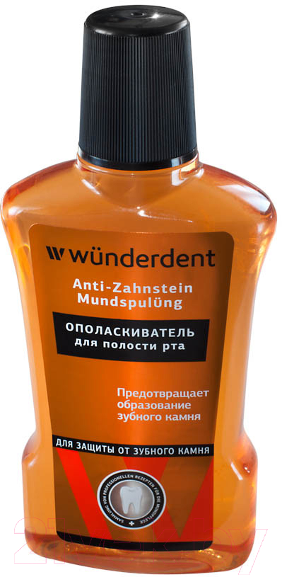 Купить Ополаскиватель для полости рта Modum, Wunderdent для защиты от зубного камня (325мл), Беларусь