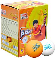 Мячи для настольного тенниса Double Fish One star 1 B201F/100 (100шт) -