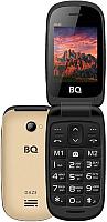 Мобильный телефон BQ Daze BQ-2437 (кофейный) -