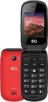 Мобильный телефон BQ Daze BQ-2437 (красный) -