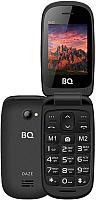 Мобильный телефон BQ Daze BQ-2437 (черный) -