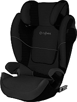 Автокресло Cybex Solution M-Fix SL (Pure Black) -
