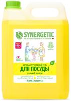 Средство для мытья посуды Synergetic Биоразлагаемое. Лимон (5л) -