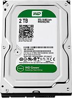 Жесткий диск Western Digital Caviar Green 2TB (WD20EZRX-FR) -