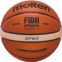 Баскетбольный мяч Molten BGF6X FIBA (размер 6) -