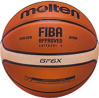 Баскетбольный мяч Molten BGM6X FIBA (размер 6) -