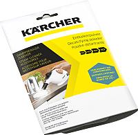 Средство от накипи для пароочистителя Karcher RM 6.295-987.0 (6x17г) -
