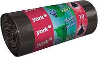 Пакеты для мусора York Прочные 120л (10шт) -