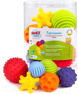 Развивающая игрушка Fancy Baby Тактилики / TIH1