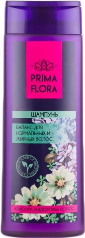 Купить Шампунь для волос Modum, Prima Flora баланс для нормальных и жирных волос (420г), Беларусь