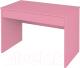 Письменный стол Polini Kids City (розовый) -