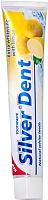 Зубная паста Modum Silver Dent экстра отбеливание с лимоном (100г) -