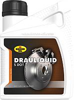 Тормозная жидкость Kroon-Oil Drauliquid-s DOT 4 / 35663 (0.5л) -