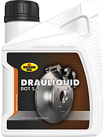 Тормозная жидкость Kroon-Oil Drauliquid 5.1 / 35664 (500мл) -
