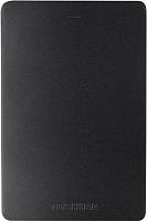 Внешний жесткий диск Toshiba Canvio Alu 1TB (HDTH310EK3AB) (черный) -