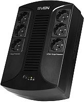 ИБП Sven UP-L1000E (черный) -