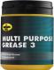 Смазка Kroon-Oil Multi Purpose Grease 3 Высокотемпературная литиевая / 34070 (600г) -