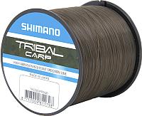 Леска монофильная Shimano Tribal Carp 0.28мм QP / TRC28QPPBGB (1250м) -